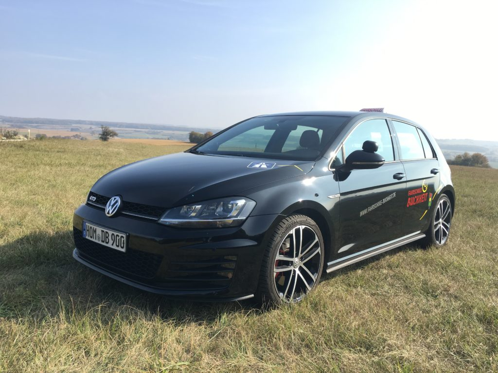 VW Golf GTD 2,0l