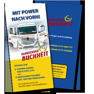 Ausbildung zum Berufskraftfahrer im Güterverkehr