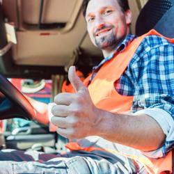 LKW-Fahrer Ausbildung