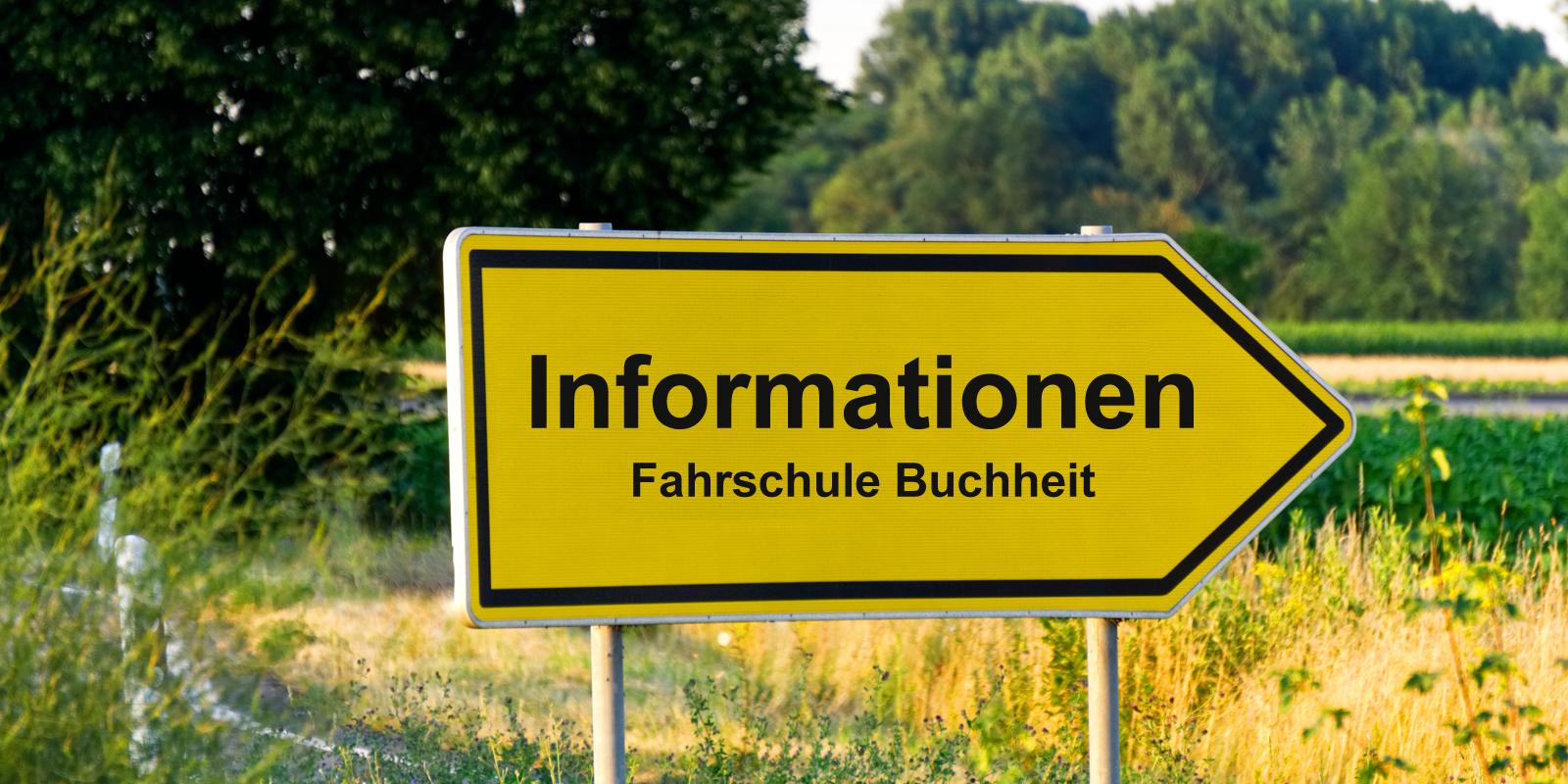 Informationen zur Fahrausbildung von Fahrschule Buchheit
